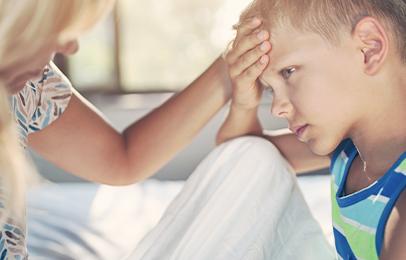 Servizio di cefalea infantile