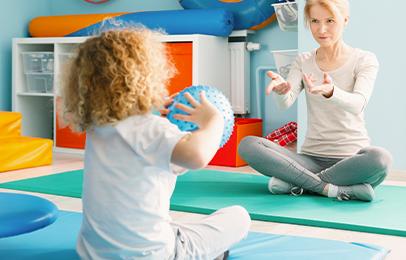Servizio di neuro psicomotricità infantile