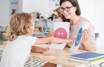 Servizio di psicologia infantile