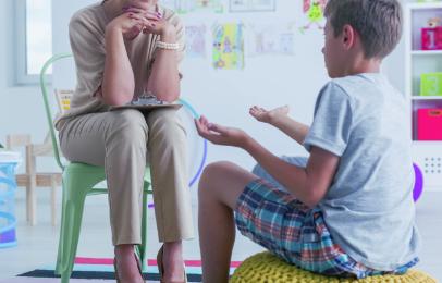 Servizio di neuropsichiatria infantile a Torino